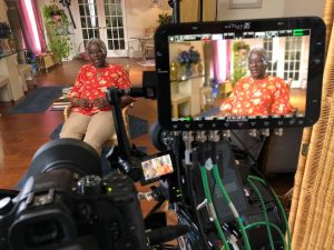 interview with Shirley Newsome